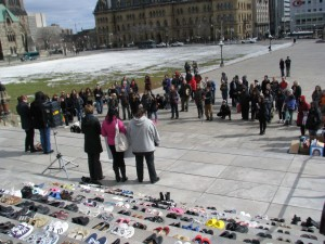 2011_The Crowd, The Speakers, and Half of the shoes_1 - Photo by Tiffany Boisvert